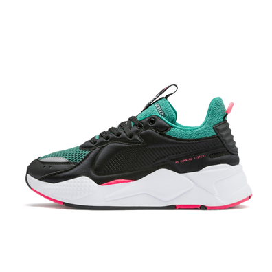Puma RS-X 'Black/Green' productafbeelding