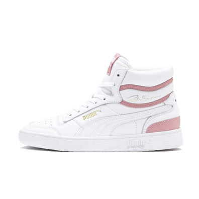 Puma Ralph Sampson High 'White/Pink' productafbeelding