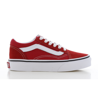 Vans Old Skool /Wit en productafbeelding