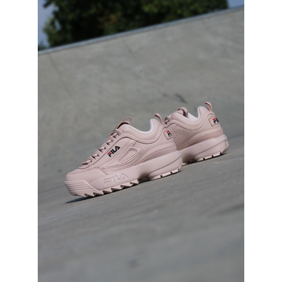 Fila Disruptor rose smoke ps productafbeelding