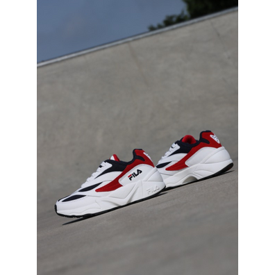 Fila V94m white/navy/red ps productafbeelding