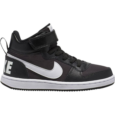 Nike Court Borough Mid PE Sneakers Junior productafbeelding