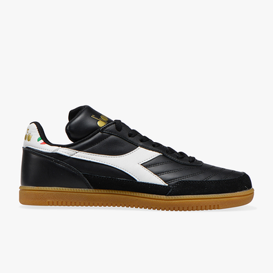 Diadora GOLD INDOOR black productafbeelding