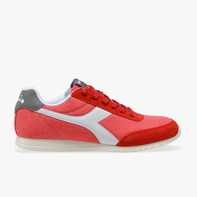 Diadora JOG LIGHT C red productafbeelding