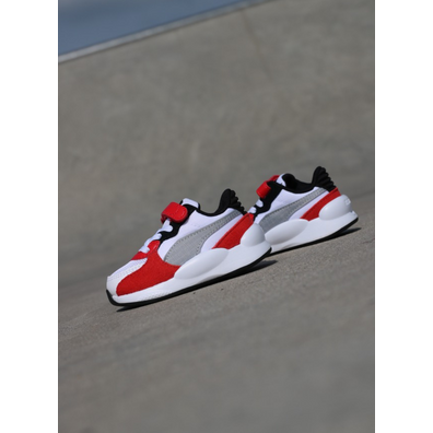 Puma Rs 9.8 Space white/risk Red TS productafbeelding