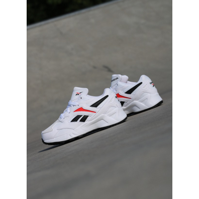 Reebok Aztrek 96 white/red/black PS productafbeelding