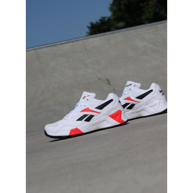 Reebok Aztrek 96 white/red/black GS productafbeelding