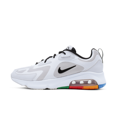 Nike Air Max 200 'White/Multi' productafbeelding