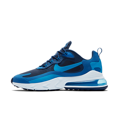 Nike Air Max 270 React 'Blue Void' productafbeelding