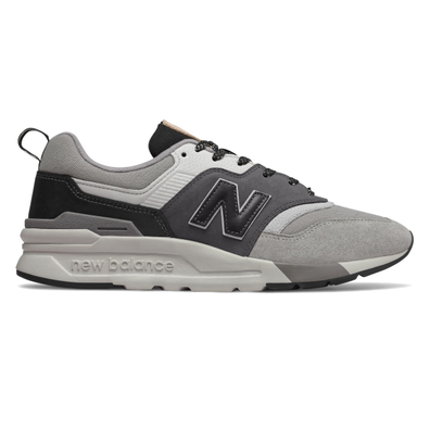 New Balance CM997HDU (Grey / Black) productafbeelding