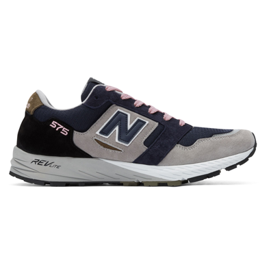 New Balance 575 Trail Grey / Navy productafbeelding