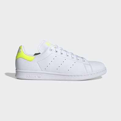 adidas Stan Smith Ftw White/ Solar Yellow/ Ftw White productafbeelding