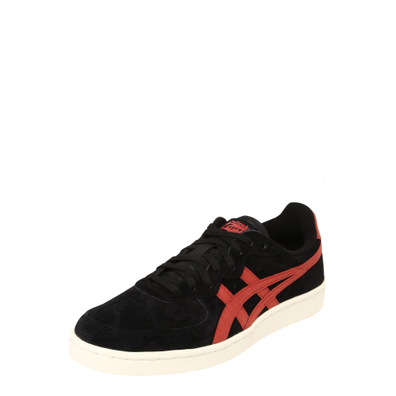 Asics Onitsuka Tiger GSM (Black / Burnt Red) productafbeelding