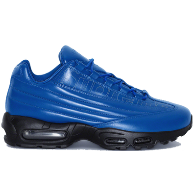 Nike Supreme X Air Max 95 Lux 'Hyper Cobalt' productafbeelding