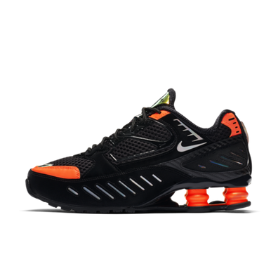 Nike W Shox Enigma SP 'Black & Red' productafbeelding