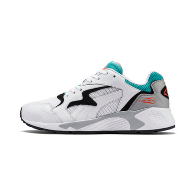 Puma Prevail Classic (Puma White - Blue Turquoise) productafbeelding