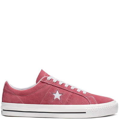 One Star Pro Classic Suede Low Top productafbeelding