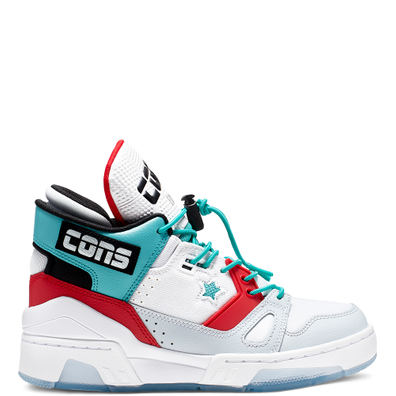 ERX 260 MID WHITE/TURBO GREEN/ENAMEL RED productafbeelding