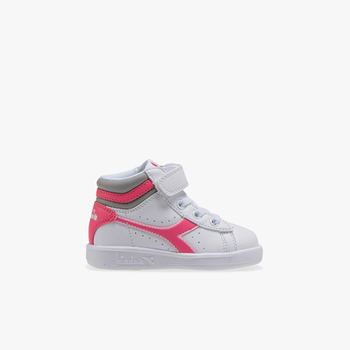 Diadora GAME P HIGH TD pink productafbeelding