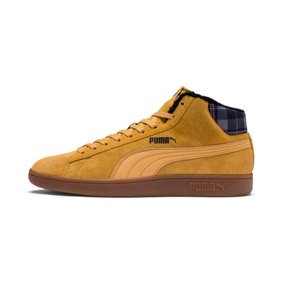 Puma Smash V2 Mid Winterized Suede High Tops productafbeelding