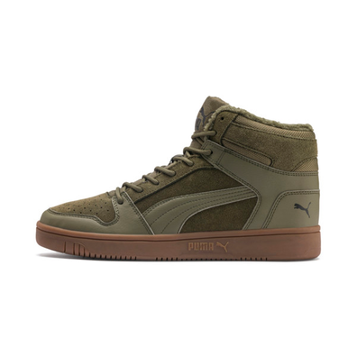 Puma Rebound Lay Up Sd Fur Trainers productafbeelding