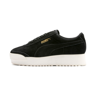 Puma Roma Armour Suede Womens Trainers productafbeelding