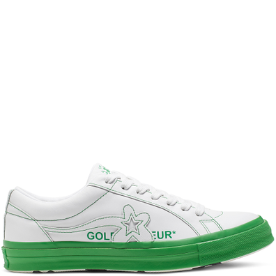 Converse x GOLF le FLEUR* Colorblock One Star Low Top productafbeelding