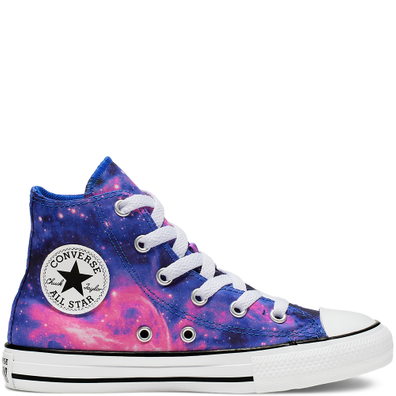 Chuck Taylor All Star Miss Galaxy High Top productafbeelding