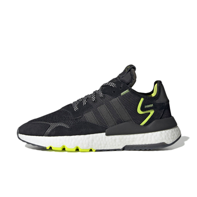 adidas Nite Jogger 'Black/Neon' productafbeelding