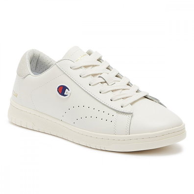 Champion Court Club Low Mens White Trainers productafbeelding