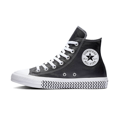 Converse Chuck Taylor Mission-v High 'Black' productafbeelding