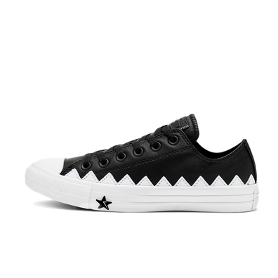 Converse Chuck Taylor Mission-v Low 'Black' productafbeelding