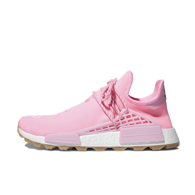 Pharrell Williams x adidas NMD Hu Trail 'Pink' productafbeelding