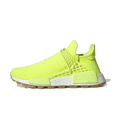 Pharrell Williams x adidas NMD Hu Trail 'Yellow' productafbeelding