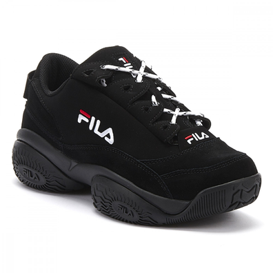 Fila Provenance Mens Black Trainers productafbeelding