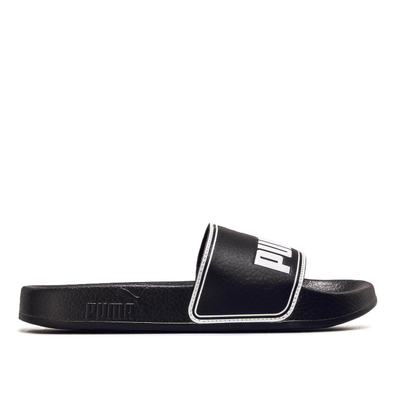 Herren Slide Leadcat Black White productafbeelding
