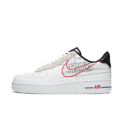 Nike Air Force 1 'Script Swoosh' productafbeelding