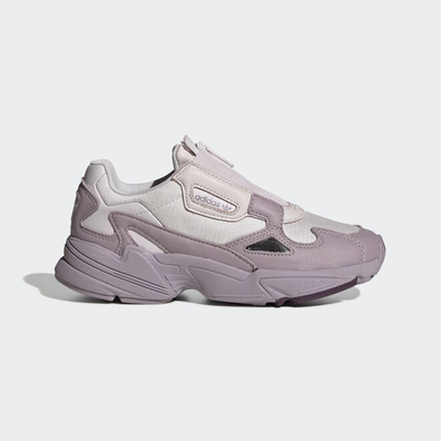 adidas Falcon Zip W Orchid Tint/ Soft Vision/ Purple Bleach productafbeelding