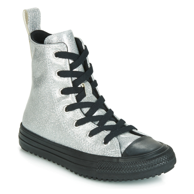 Converse CHUCK TAYLOR ALL STAR BOOT COATED GLITTER HI productafbeelding