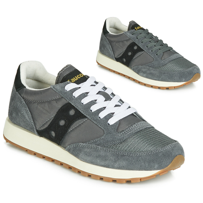 Saucony Jazz Original Suede (Grey / Black) productafbeelding