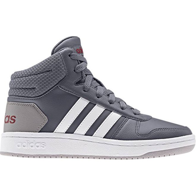 Adidas Hoops Mid 2.0 Sneakers Junior productafbeelding