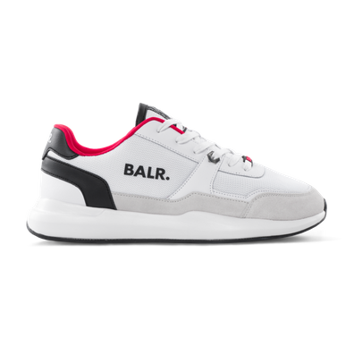 BALR. Clean Classic Sneakers White productafbeelding