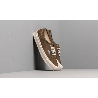 Vans OG Authentic LX (Canvas/ Island Leaf) Brown productafbeelding