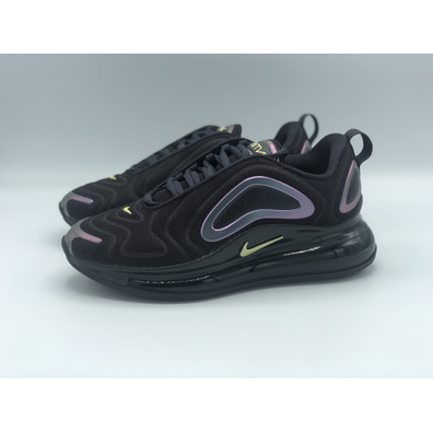 Nike Air Max 720 W 'Oil Gray/Bicycle Yellow' productafbeelding