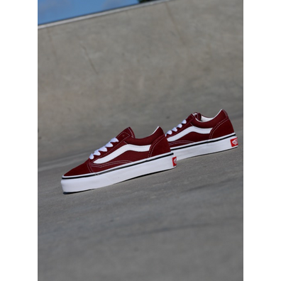 Vans Old skool andorra- red PS productafbeelding