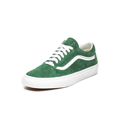 Vans Old Skool *Pig Suede* (Fairway / True White) productafbeelding