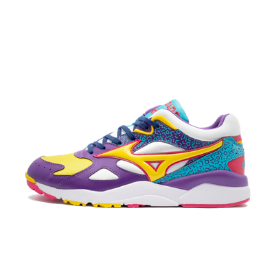 "Mizuno Sky Medal Fresh 90ies ""Cyber Yellow"" productafbeelding"