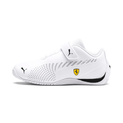 Puma Ferrari Drift Cat 5 Ultra Ii V Kids Trainers productafbeelding