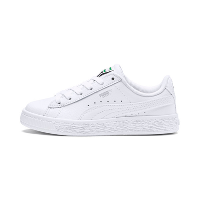 Puma Basket Classic Kids Trainers productafbeelding