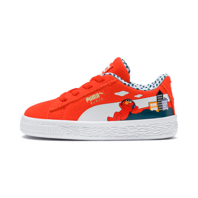 Puma Sesame Street Suede Babies Trainers productafbeelding